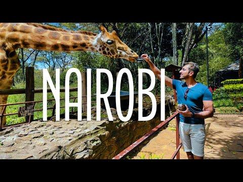 Top Things To Do In Nairobi   Nairobi Travel Vlog   Kenya