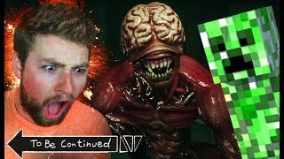 Ultimate To Be Continued Meme Horror Game Edition Compilation [Part 4]
