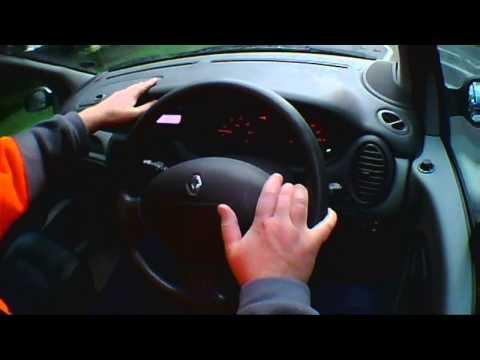 2001 RENAULT MEGANE SCENIC 1.9 Diesel Review (Not Top Gear) EXCLUSIVE.