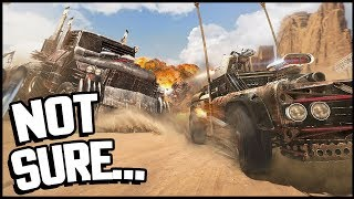 Crossout - NEW GAME MODE! I'm Not Sure About This... What Do YOU Think? (Crossout Gameplay)