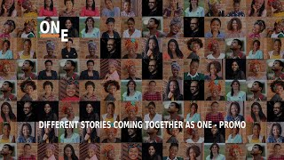 Different Stories Coming Together As One – Promo