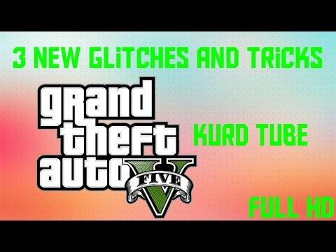 GTA 5 New Glitches And Tricks (GTA V Glitches) Part 1