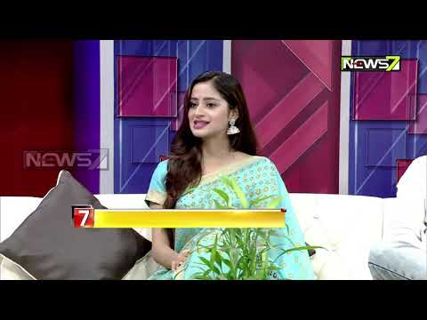 Breakfast Odisha With Ollywood Actress Bhoomika Dash And Actor Asit Patra On 07.08.2019