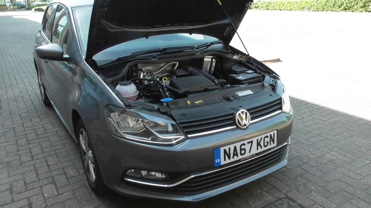 vw polo mk5 fuse box location [ 1280 x 720 Pixel ]