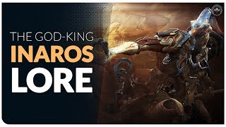 WARFRAME LORE  |  How INAROS Became The GOD-KING