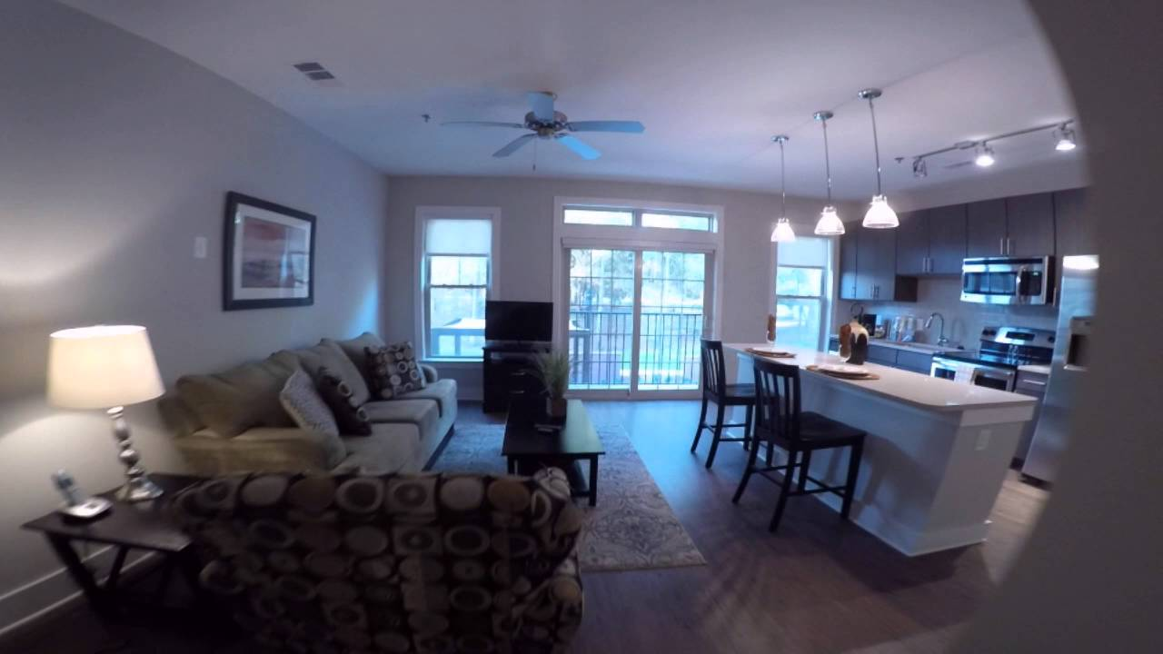 Beautiful 1 bedroom studio apartment at the standard on for Studio vs 1 bedroom difference