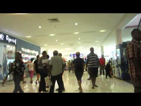A tour to PNG's biggest shopping Mall - The Vision City, Port Moresby