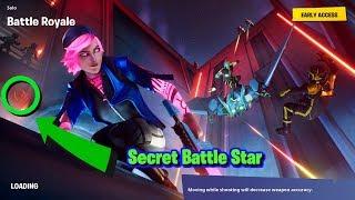 Week 7 Secret Battle Star Location (Fortnite season 9)