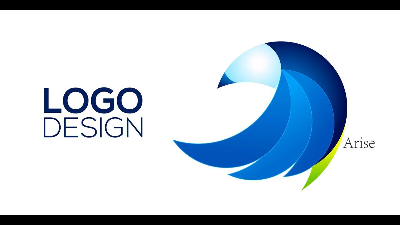 Professional Logo Design  Adobe Illustrator cs6 Arise  YouTube