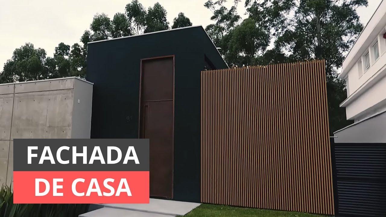 Fachada de casa confira as melhores dicas youtube for Fachadas de casas ultramodernas