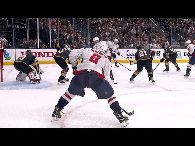 Alex Ovechkin sets Capitals playoff record