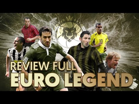 REVIEW FULL EUROPE LEGEND