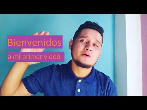 Gracias Por Ver Mi Primer Video.