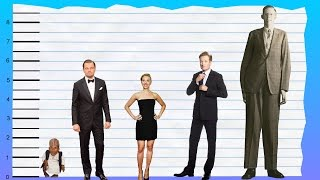 How Tall Is Leonardo DiCaprio? - Height Comparison!