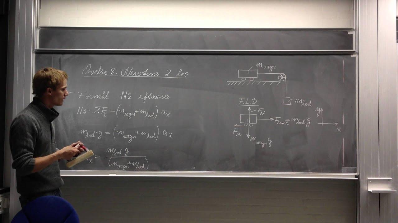 Fysik B Øvelse 8