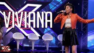 ¡Viviana lo da todo!    6 Sillas   Categoría Chicas   Factor X Bolivia 2018