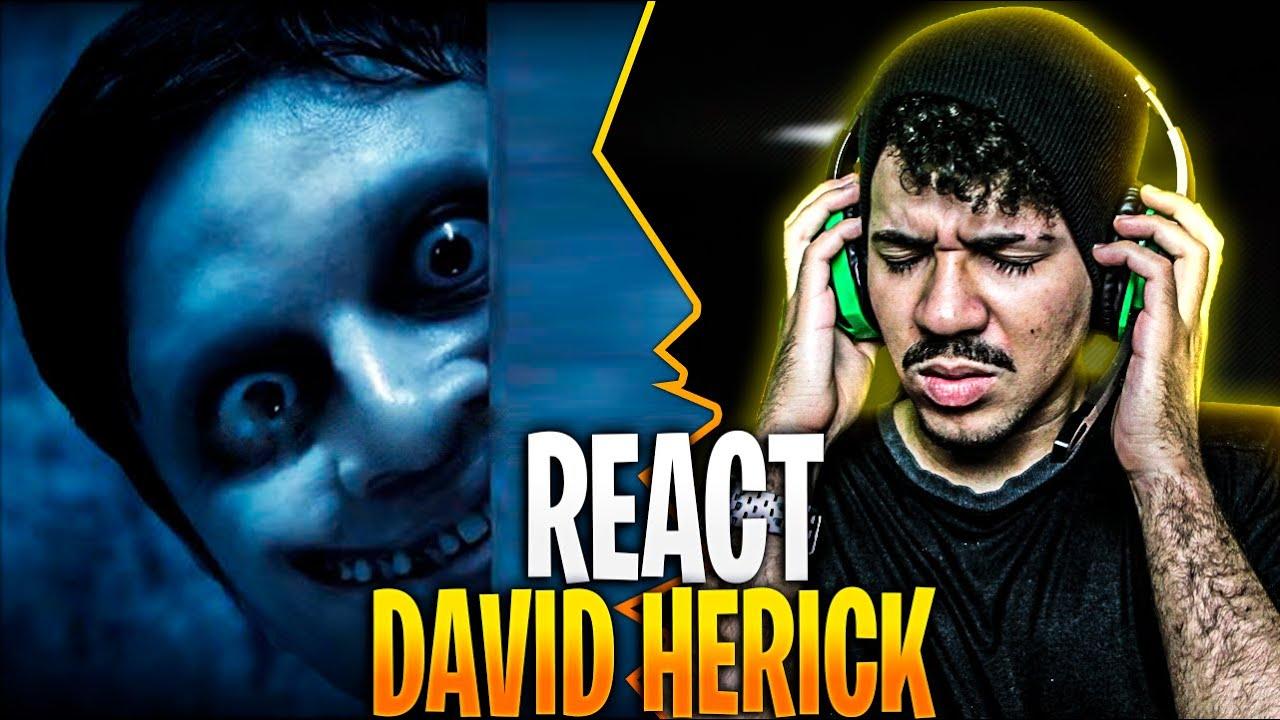 REAGINDO: Esse ritual vai te permitir sair DESSE MUNDO! Cuidado ao seguir!   David Herick
