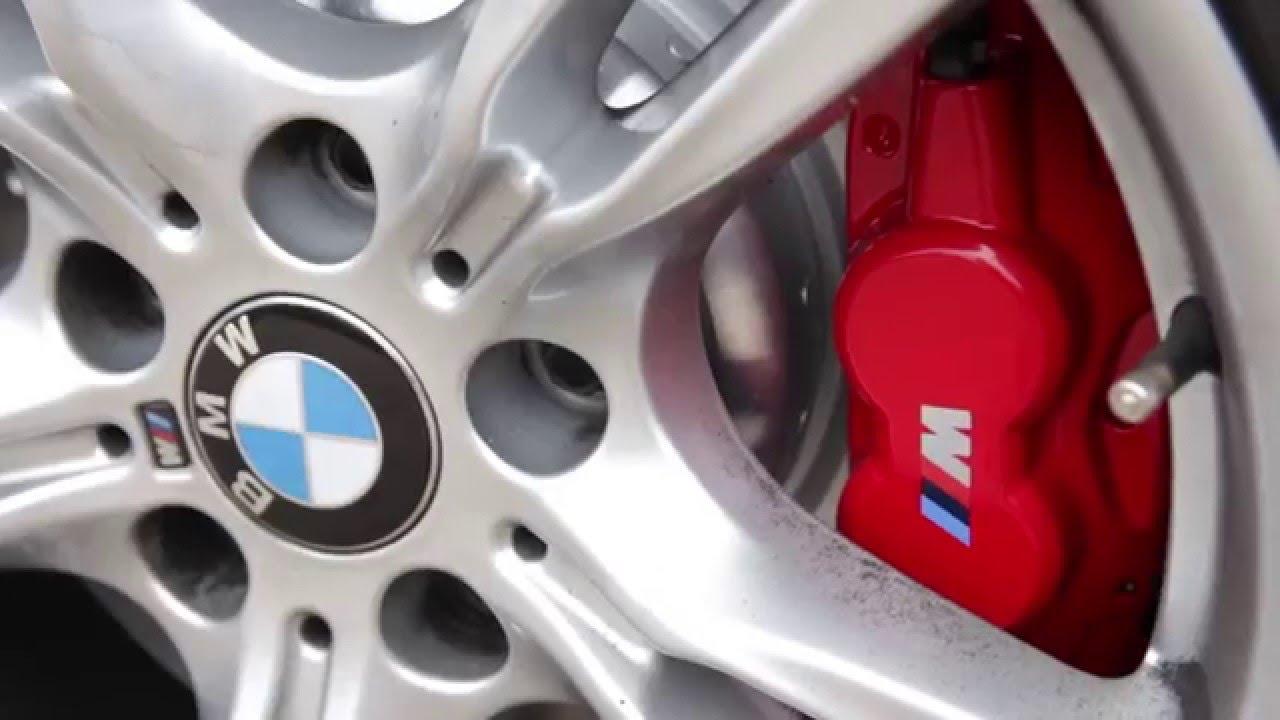Тормоза BMW F30 от M Performance