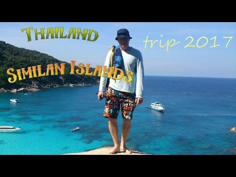 Similan Islands trip 2017