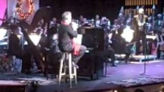 HOME FOR THE HOLIDAYS, LET IT SNOW & O HOLY NIGHT sung by Sam Harris, Live, in Concert!
