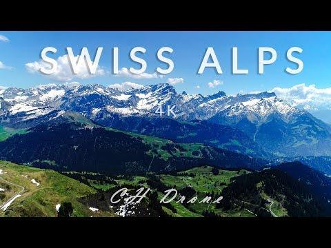 THE SWISS ALPS IN ULTRA-HD (4K)
