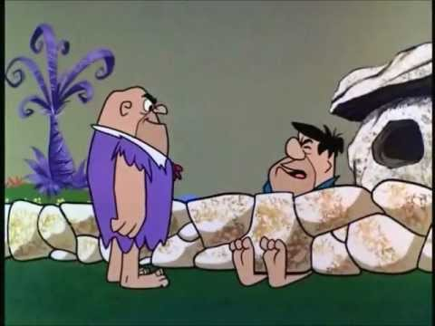 Fred Flinstone's Feet Tickled