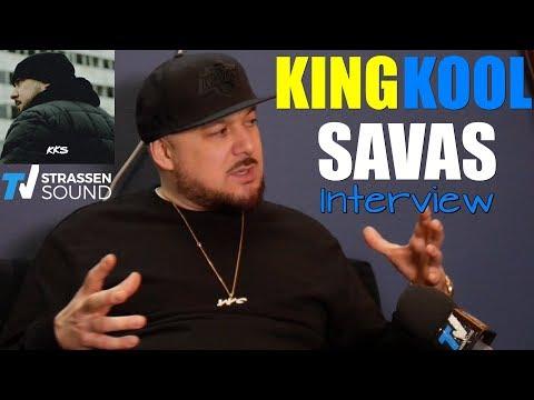 KING KOOL SAVAS : SPECIAL Interview + SUPER Fan Fragen - TV Strassensound