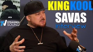 KING KOOL SAVAS - SPECIAL Interview | TV Strassensound