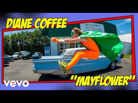 "Diane Coffee - ""Mayflower"" (Official Video)"