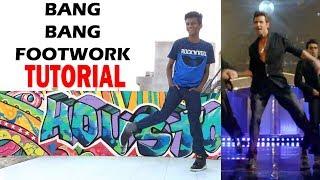 Hrithik Roshan BANG BANG Footwork Tutorial    Nishant Nair thumbnail