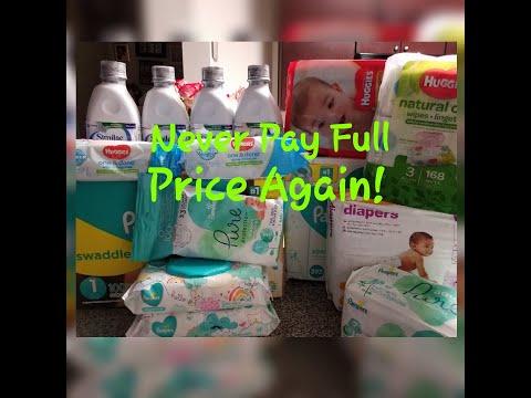 Target Haul $2.06 DIAPERS & FORMULA