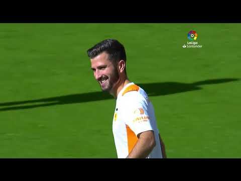 Calentamiento Valencia CF vs RCD Mallorca