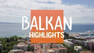 Busabout Balkan Highlights