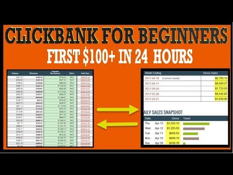 🔥 Clickbank For Beginners: How To Make Money On Clickbank (No Website Needed) 🔥