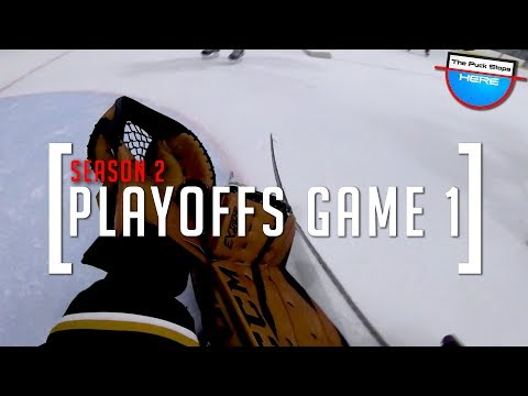 2018 PLAYOFFS   GoPro Hockey Goalie [HD] - GAME 1 Mp3
