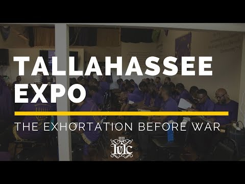 IUIC: FAMU Homecoming: The Exhortation Before War!!!
