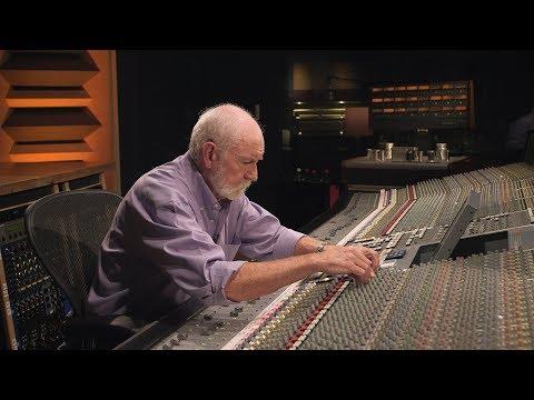 "Andy Wallace deconstructing Jeff Buckley's ""Last Goodbye"""