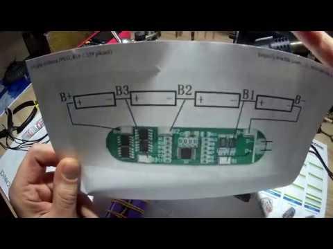 Podłączenie modułu balansera hx-4s-a01