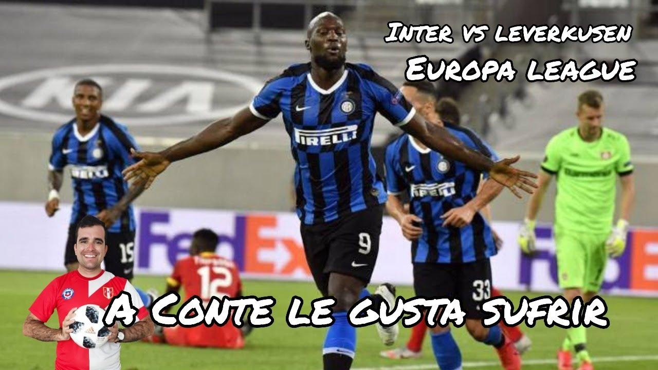 Inter vs Leverkusen - Análisis postpartido