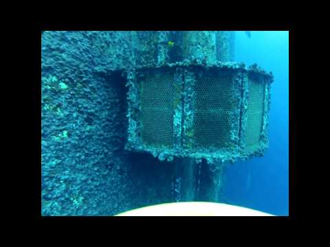 VideoRay Pro 4 ROV Offshore Inspection -Thunder Hawk Rig - HD