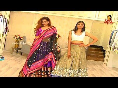 Traditional Lehenga Cholis Collection || Fashion Designer Asif Merchant || #HappyNewYear2018