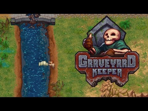 Graveyard Keeper | Stardew Valley with corpses?