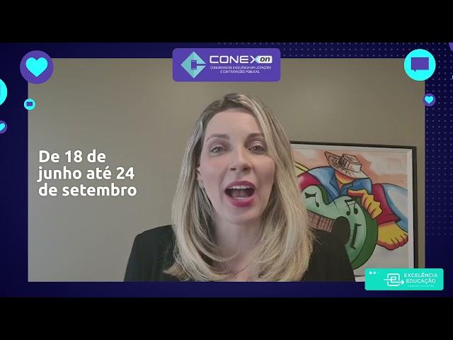CONEX ON 2021 - O MAIOR CONGRESSO HÍBRIDO DO BRASIL
