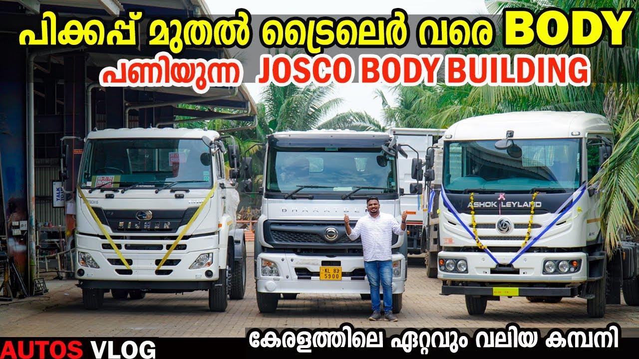 Josco-Kondody Body Building Kochi Ernakulam-AUTOS VLOG