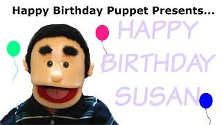 Happy Birthday Susan - Funny Birthday Song
