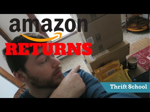 Amazon RETURNS | Opening Items Returned on Amazon to Sell Back Online