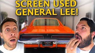 We buy a Screen Used General Lee !