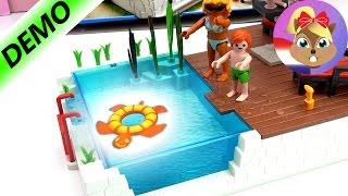 Playmobil Pool Party film Nederlands – Wij feesten in het zwembad!!!!! thumbnail