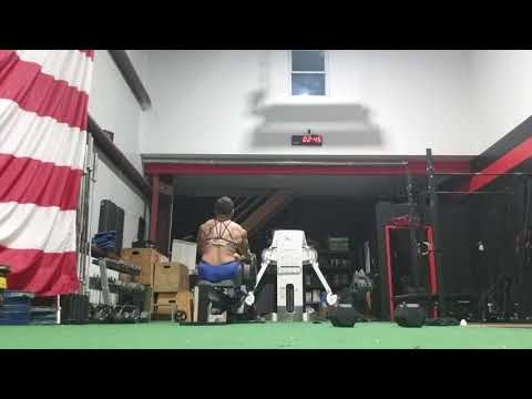 Wza online qualifier 2018 Crizzy Romano north east alphas /wod 6and7 row 7:31/15 devil presses rx