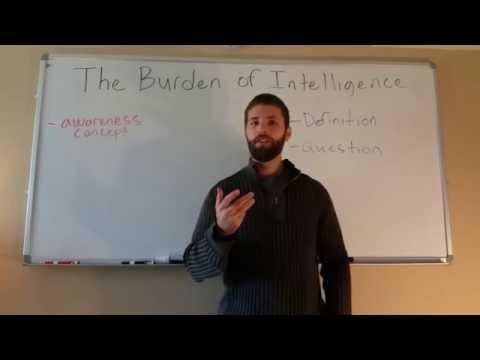 The Burden of Intelligence - Episode 6 - The School of Wisdom -